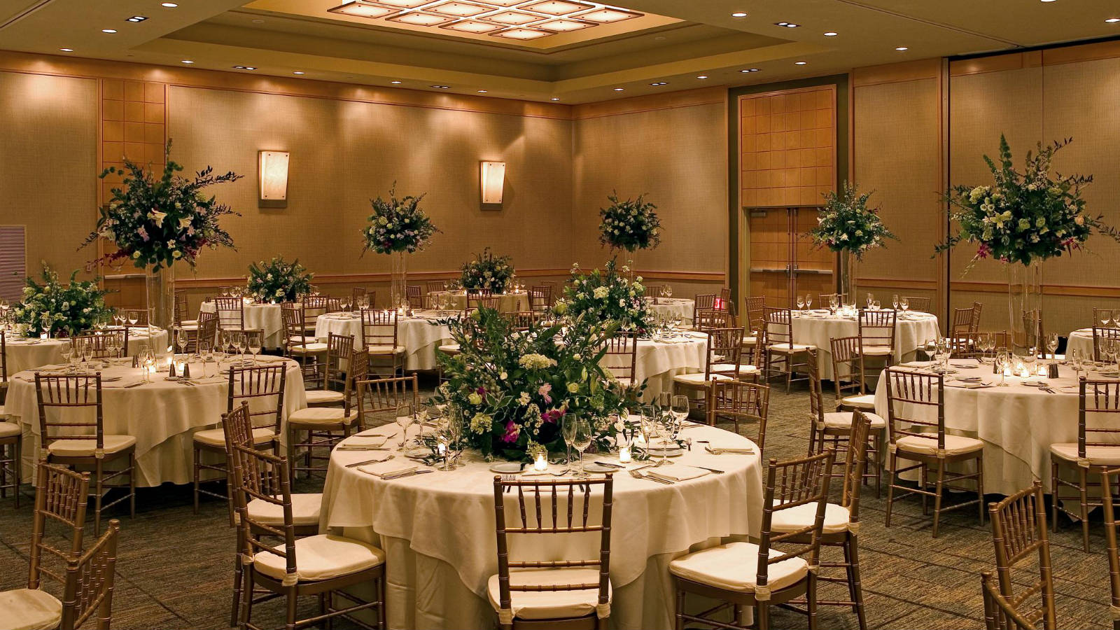 Wedding Venues In Northern Virginia The Westin Arlington Gateway