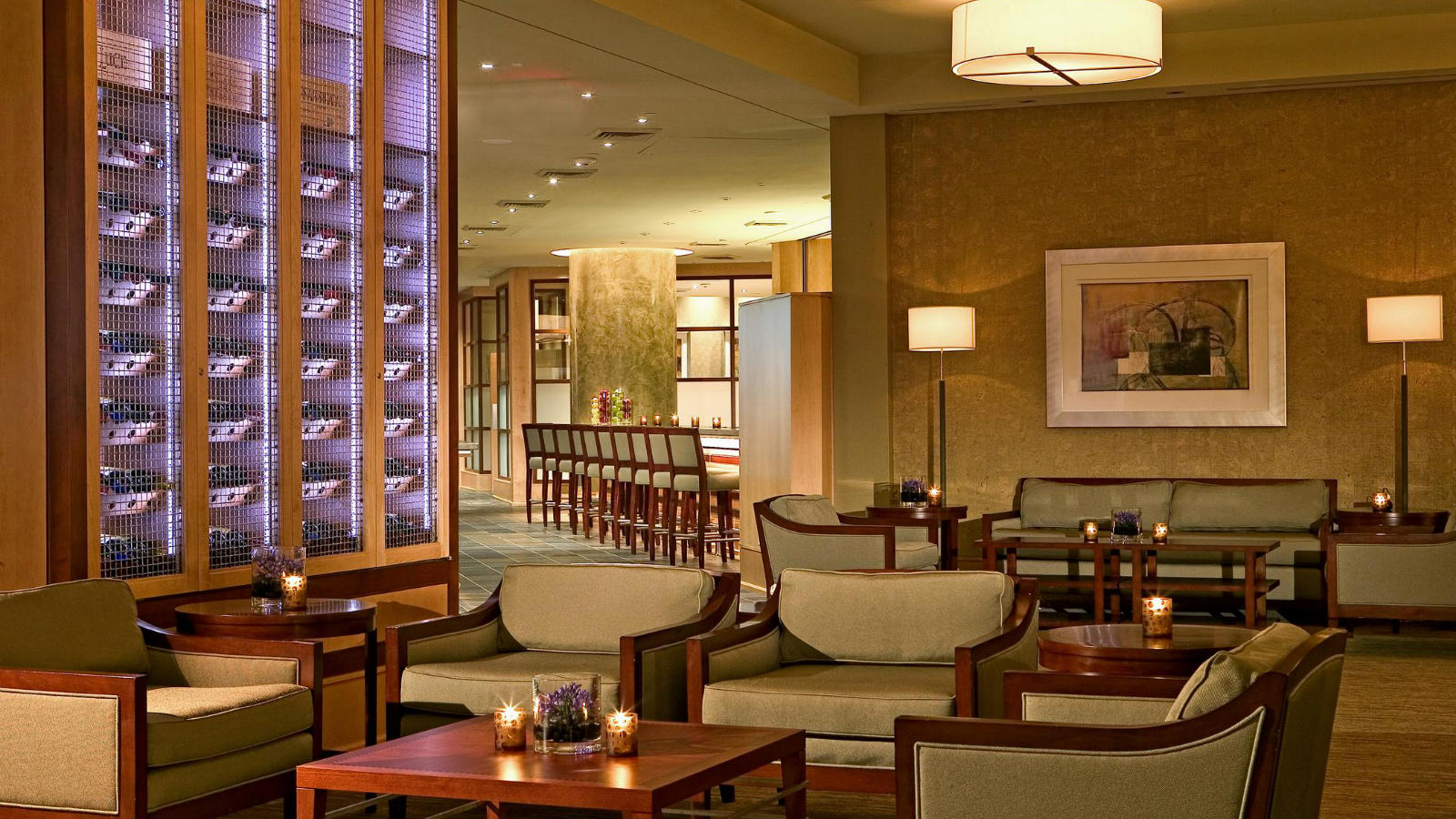 The Westin Arlington Gateway Pinzimini Lounge