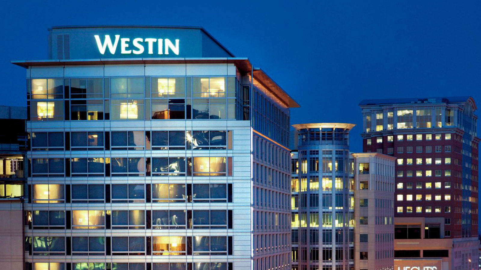 SPG Member Rewards | The Westin Arlington Gateway