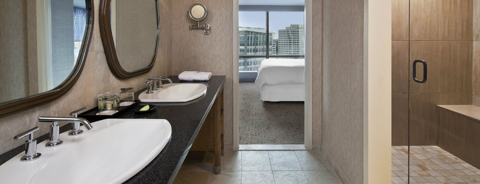 Heavenly Suite Bathroom